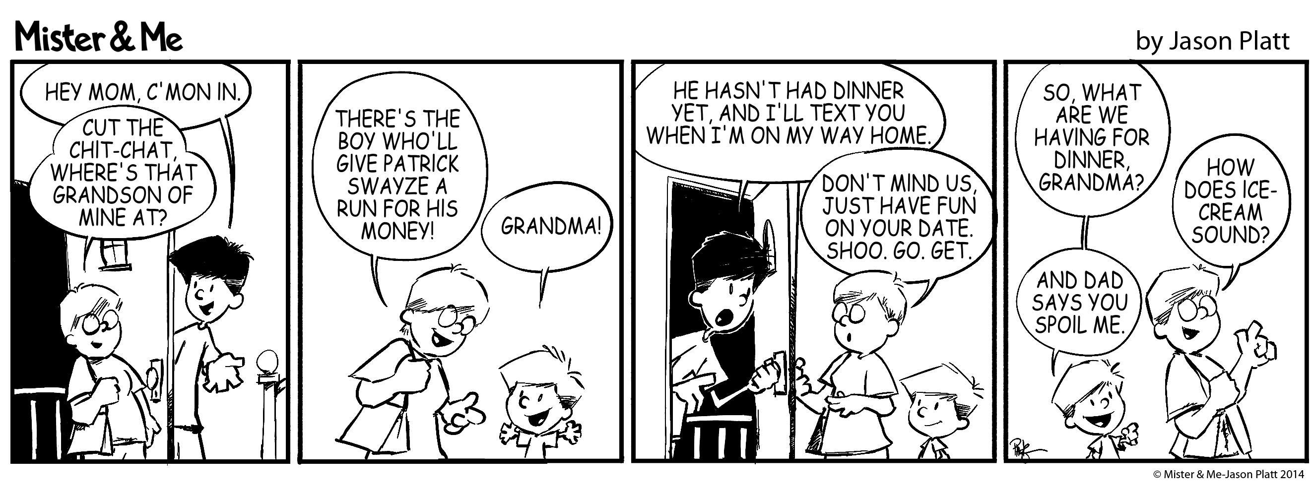 Enter Grandma