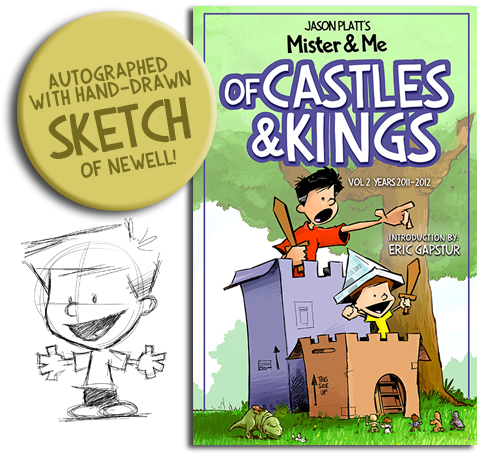 Castles&Kings Cover WebStore With Sketch